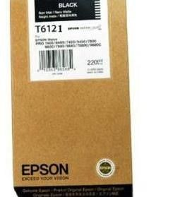 Epson ink photo black for Stylus Pro 7400 7450 9400 9450 9450 (no driver support))