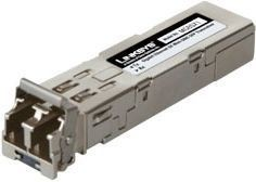 Linksys MGBSX1 Cisco MGBSX1 Gigabit SX Mini-GBIC SFP Transceiver