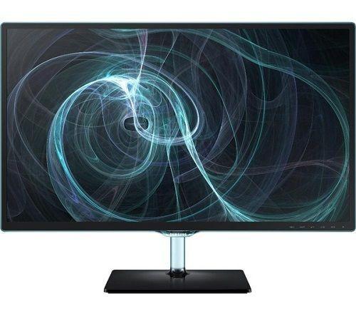 Samsung Monitor 23.6 LT24D390EW/EN