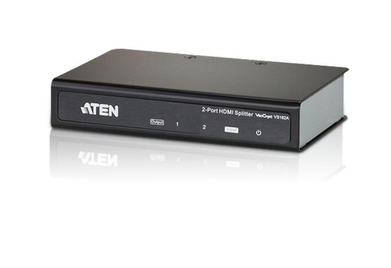 Aten 2-Port 4K HDMI Video Splitter