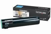 Lexmark C930H2KG Toner black 38000 str. C935dn / C935dtn / C935dttn / C935hdn