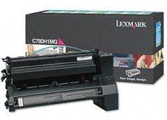 Lexmark Toner/magenta 10000sh f C780 C782