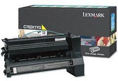 Lexmark C782X1YG Toner yellow zwrotny 15000 str. C782