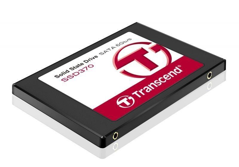 Transcend SSD SSD370 512GB SATA3 2,5'' Read:Write (550/460MB/s)