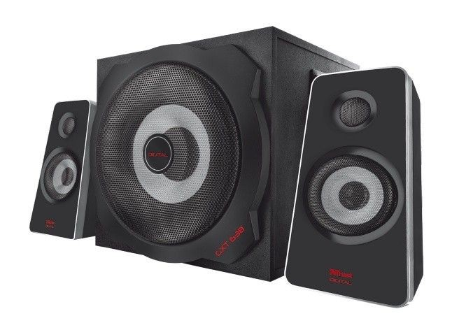 Trust GXT 638 Digital Gaming Speaker 2.1