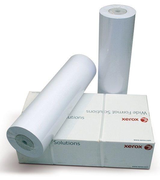 Xerox Papír Role - oranžová - 841x135m (90g, A0) - fluorescentní papír