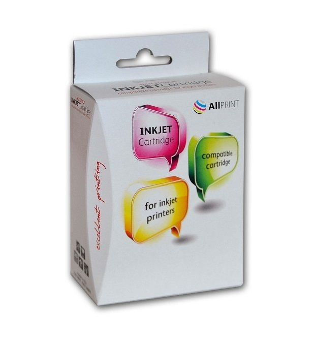 Xerox alternativní INK HP CN684EE (21ml, black) - Allprint