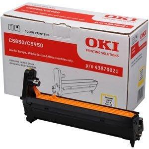 OKI Bęben C5850/5950 Yellow (20k)