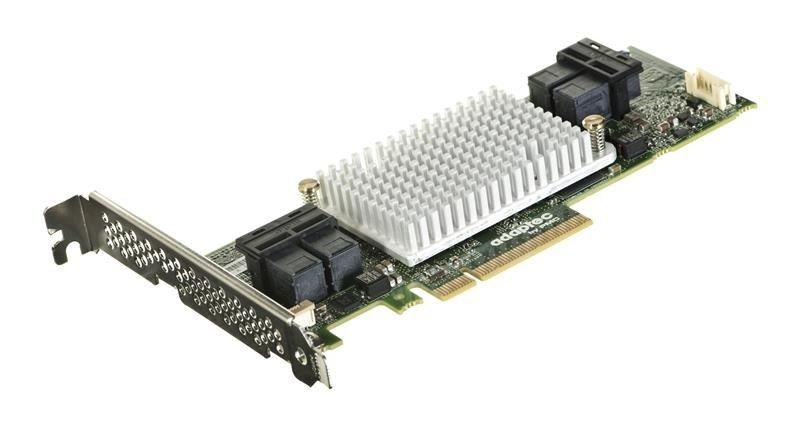 Adaptec KONTROLER RAID 81605ZQ 12Gb/s 16P WEW SGL