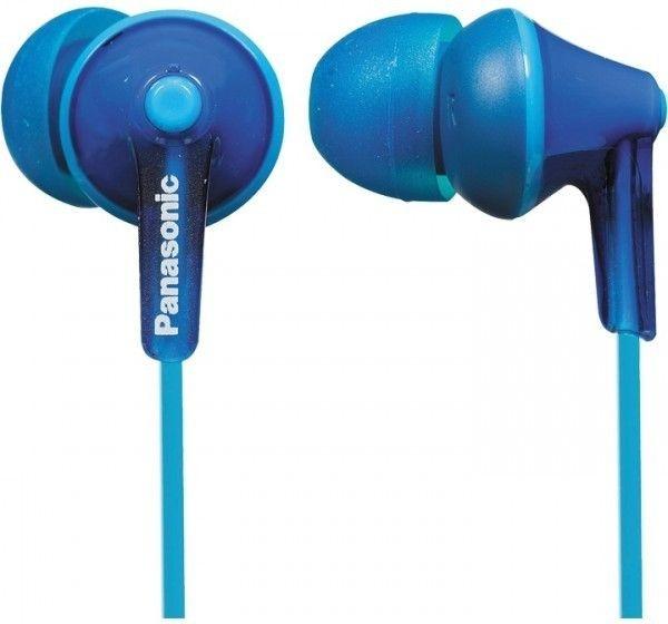 Panasonic Słuchawki RP-HJE125E-A niebieskie