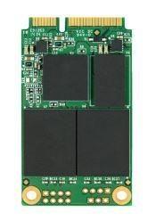 Transcend SSD SSD370 64GB mSATA 6GB/s, MLC