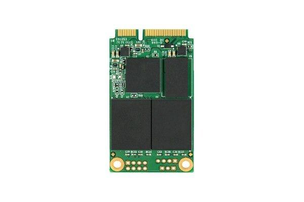Transcend SSD SSD370 256GB mSATA 6GB/s, MLC