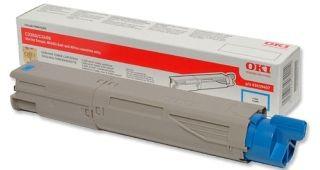 OKI Toner C3300/3400/3450/3600 cyan 2,5K