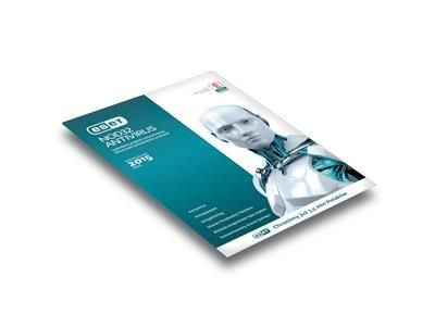 Eset NOD32 Antivirus 1 user,36 m-cy, upg, BOX