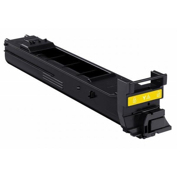 Konica Minolta MINOLTA A0DK252 Toner 8000 str Yellow Magicolor 4650/4690/4695