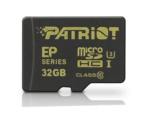 Patriot Karta pamięci microSDHC 32 GB