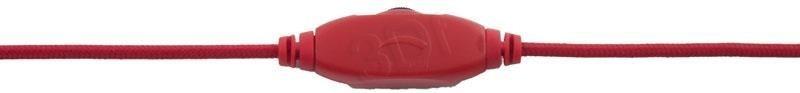 Esperanza Słuchawki Soul EH138R (kolor czerwony)