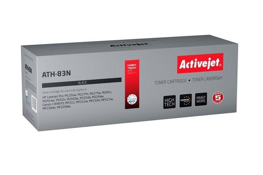ActiveJet TONER HP LJ PRO M125nw/M127fw 1.5K BLACK AT-83N / ATH-83N (CF283A)