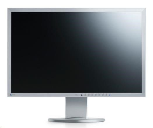 EIZO MT TN LCD LED 22 EV2216WFS3-GY 1680x1050, 250cd/m2, 5ms, repro,1x DVI-D, D/SUB15, 1x 8-bit DP,2xUSB, šedý
