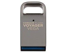 Corsair pamięć USB Voyager Vega 32GB USB 3.0, niski profil, odporność na rysy