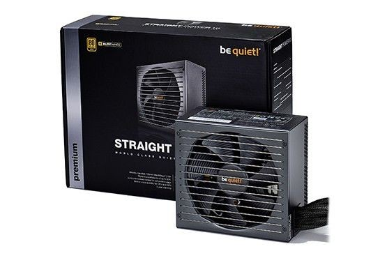 be quiet! Zasilacz Straight Power E10 500W 135mm 80+GOLD