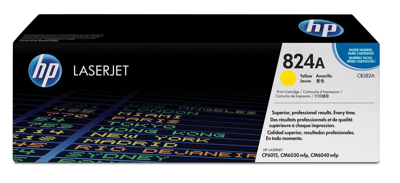 HP CB382A Toner yellow 21000str CP6015
