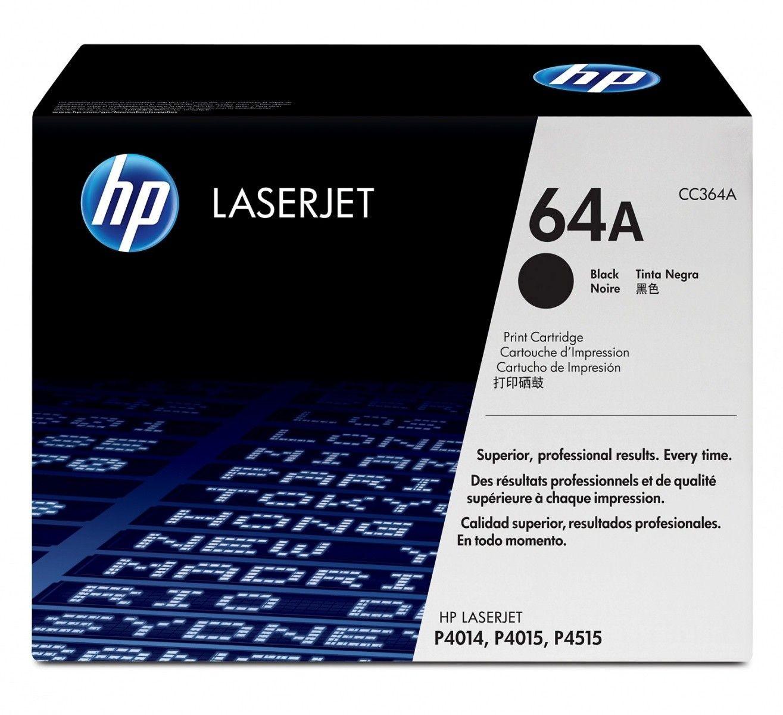 HP Toner 64A P4014/4514A Czarny CC364A 10K P4014/4015/4514