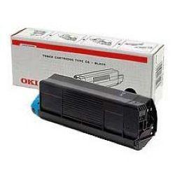 OKI 43502302 Toner black 3000str B4400/B4600
