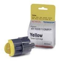 Xerox Toner/ Ph6110 Yellow 1k