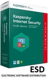 Kaspersky ESD IS multi-device 3Urządzenia 1Rok KL1941PCCFS