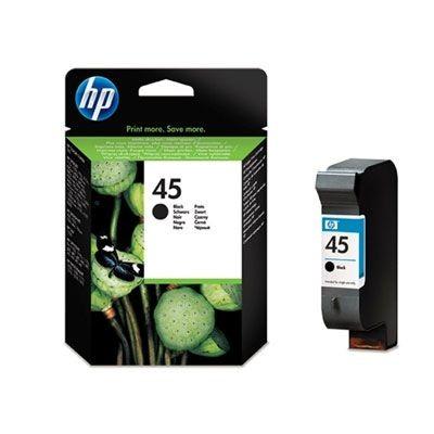 HP Wkład atramentowy Blk do DJ7x0,8xx,930,95x,970,990,1x20C, 51645AE