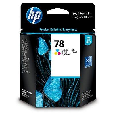 HP Wkład atramentowy Color do DJ 9x0C, 1220C (19 ml) C6578DE