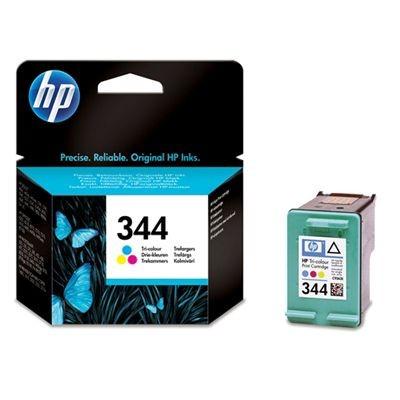 HP No344 Ink 14ml color DJ6540 6840 5740 PS325 375 8150 PSC2355 2610 2710 (RU)