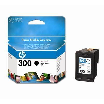 HP Tusz nr 300 Czarny CC640EE