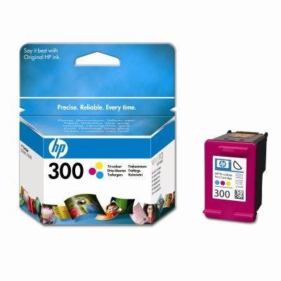 HP Tusz nr 300 - CC643EE Kolor