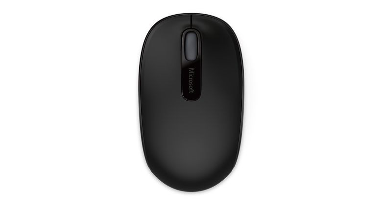 Microsoft MS Wireless Mobile Mouse 1850 for Business Black 7MM-00002