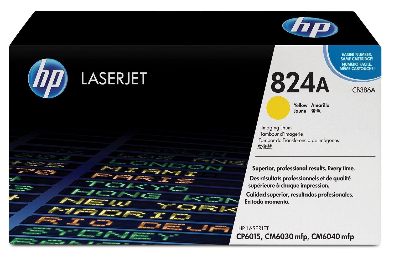 HP CB386A Bęben yellow 35000str CP6015