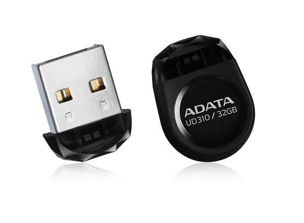 A-Data Dashdrive Durable UD310 64GB USB2.0 Black