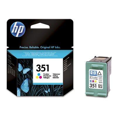HP Tusz nr 351 Kolor CB337EE