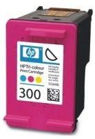 HP Tusz 300 Color, 4 ml, 165 stron