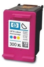 HP Tusz kolor 300XL300XL=CC644EE 430 str. 11 ml