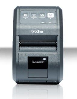 Brother P-touch RJ-3050 label printer