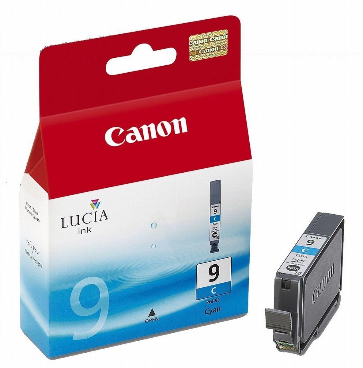 Canon Tusz PGI9 Foto Błękitny PGI-9PC