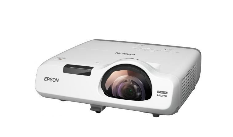 Epson Projektor krótkoogniskowy EB-535W V11H671040 (3LCD; WXGA (1280x800); 3400 ANSI; 16000:1)