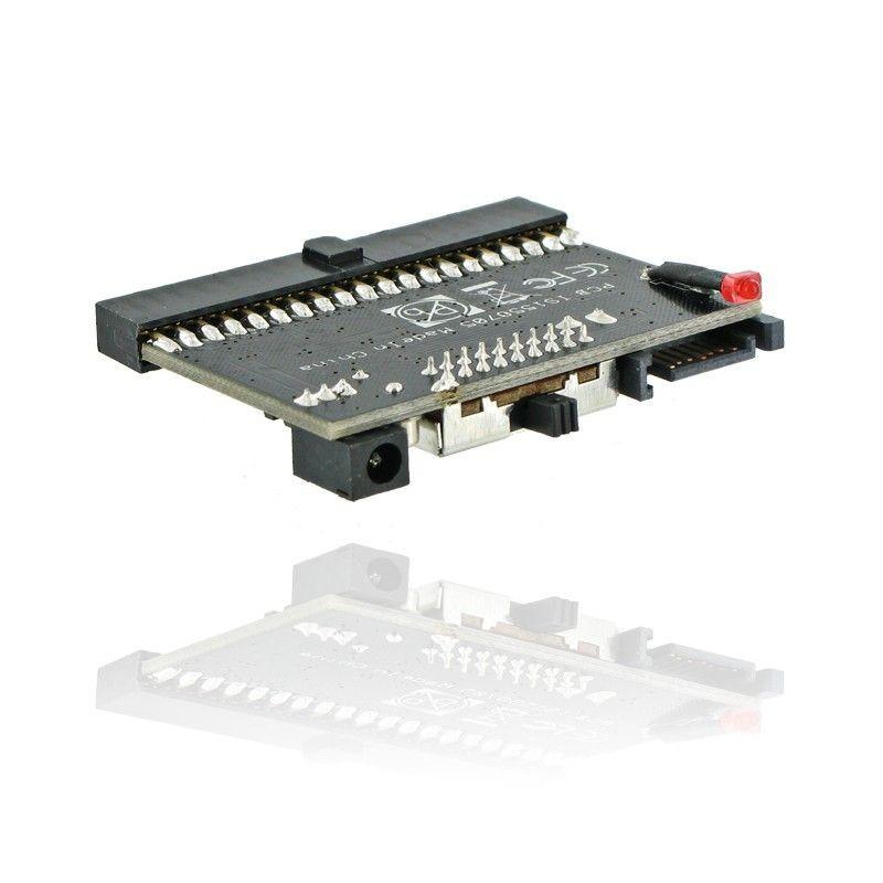 4World Adapter dwukierunkowy IDE-SATA/SATA-IDE 3.5'