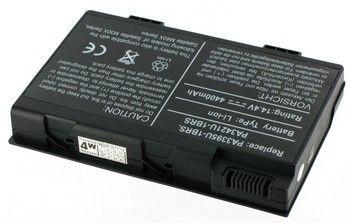 Whitenergy Bateria Toshiba PA3395 / PA3421 14,4V 44