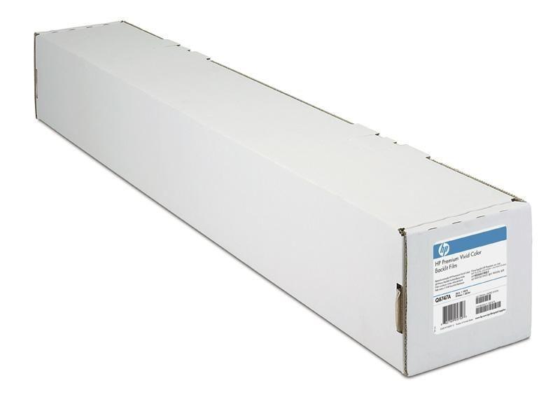 HP Nośnik Premium Vivid Colour Backlit Film, 914 mm x 30 m, 285 g/m2