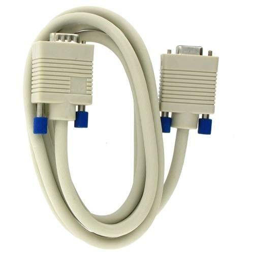 4World 04687 Kabel przedłużający do monitora VGA D-Sub15 M/F 1.8 m