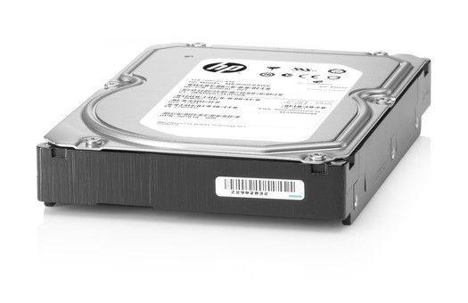 HP HDD 3TB 6G SATA 7.2K LFF (3.5in) Non-hot Plug Entry 512e 1yr