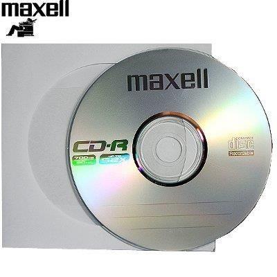 Platinum CD-R Maxell x52 700MB KOPERTA 1 szt